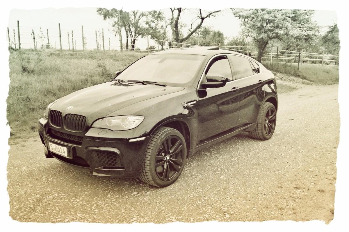 BMW X6M von Jopo